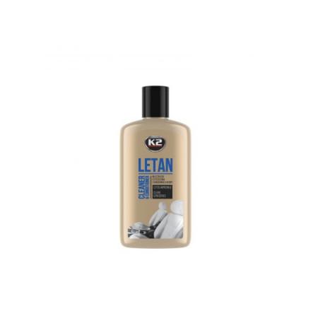 K2 LETAN - čistilno mleko za usnje 200ml