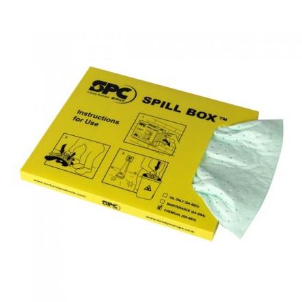 SA-SBH SPILLBOX za kemikalije
