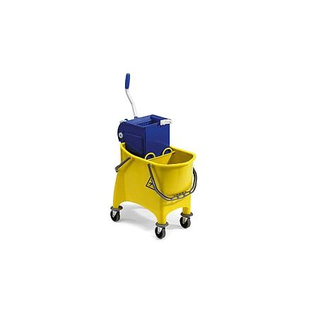 voziček za čiščenje