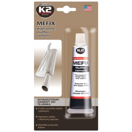 K2 MEFIX 132g