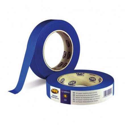HPX UV MASKING TAPE BLUE