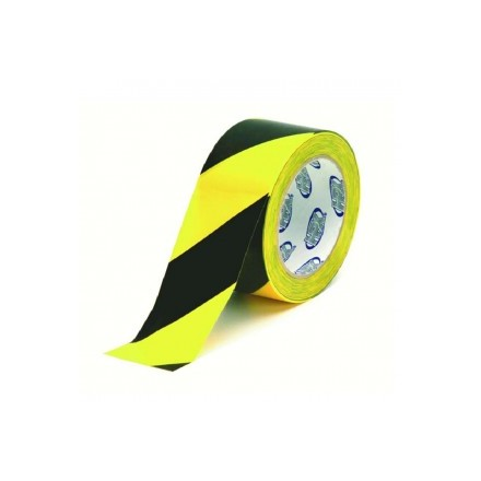 HPX SECURITY MARKING TAPE yellow/black