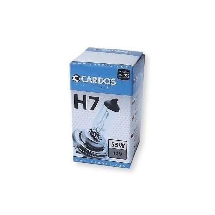 CARDOS ŽARNICA H7 12V 55W