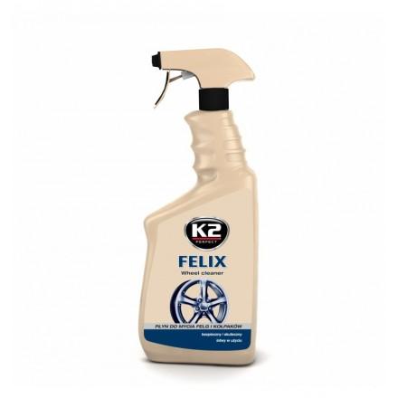 K2 FELIX 770ml - čistilo za platišča