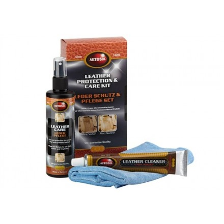 AUTOSOL LEATHER PROTECTION KIT
