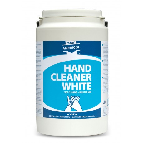 Hand Cleaner White