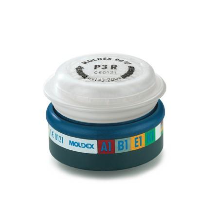 Moldex filtri za plin, hlape in prašne delce