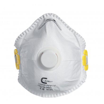 Respirator FFP1 z ventilom 10205 (10 kos)