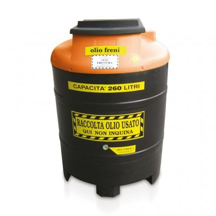 Rezervoar za odpadno olje 260L