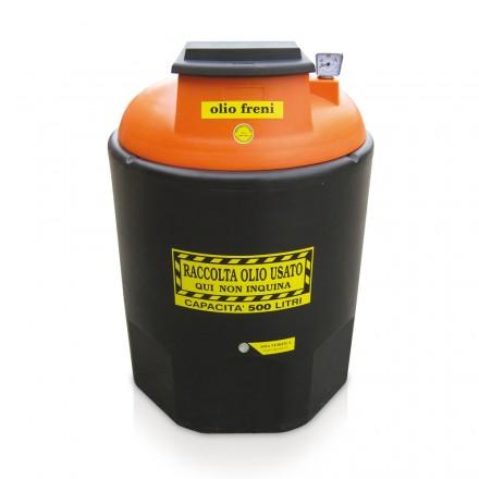 Rezervoar za odpadno olje 500 L