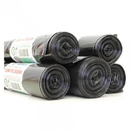 Vrečke za smeti 35L HDPE (50/1)