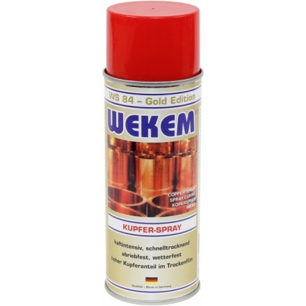 Wekem Cooper Spray 400 ml