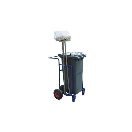 Smetarski voziček