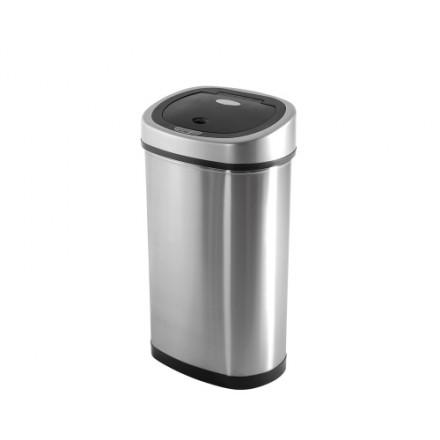 Brezstični koš za odpadke Oval 12L