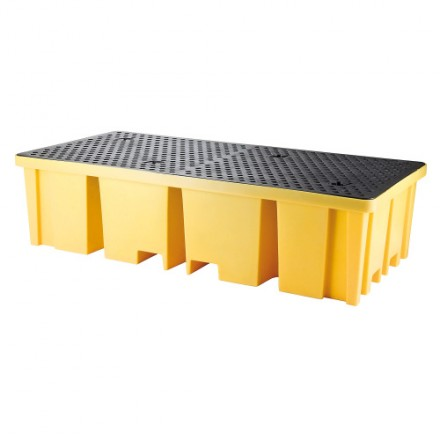Meva lovilna posoda - 2 x IBC kontejner