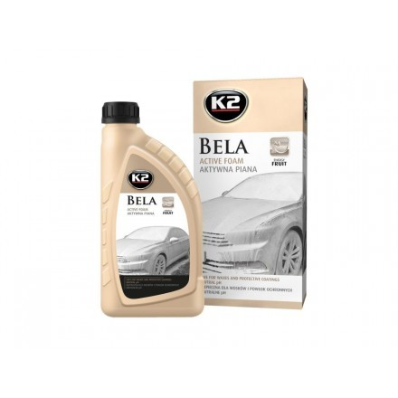 K2 Gold Bela active foam energy fruit 1L