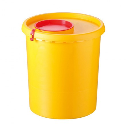 Posode za medicinske odpadke 1,5L - 75 kos