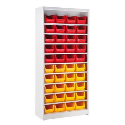 Odprta omara za Pvc zabojčke 950 mm