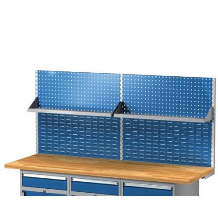 Stena za delovno mizo 1500 mm  - Visoka