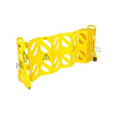 Prenosna zložljiva ograja