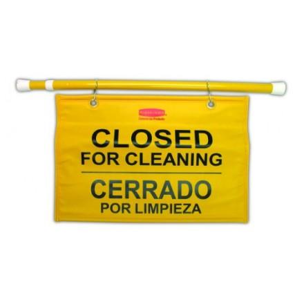 Opozorilni znak na palici