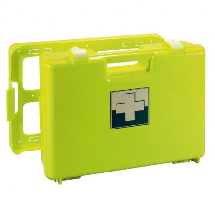 Kovček za prvo pomoč Fluo 2