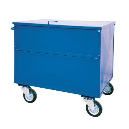 Zaprti voziček z pokrovom Tip 6418