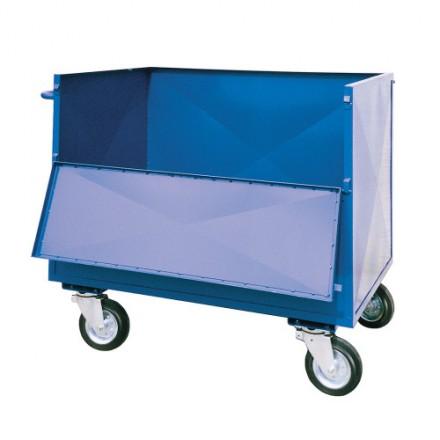 Zaprti voziček brez pokrova Tip 6419
