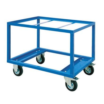 Voziček za paleto 300 kg Nizki