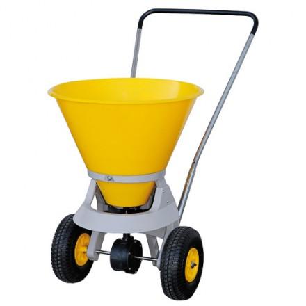 Ročni voziček za posipavanje soli 35L