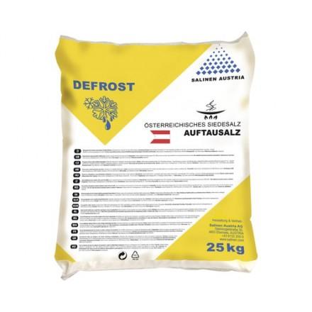 Sol za posip Defrost -25kg