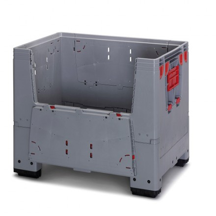 Zložljiv plastični zaboj tip 3859