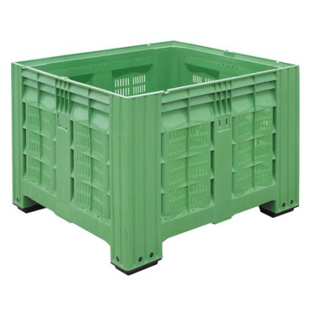 Plastični transportni zaboj tip 6761