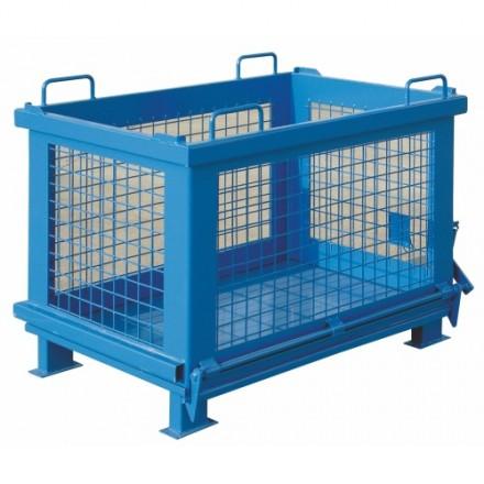 Mrežni kontejner z odpiralnim dnom tip 4453
