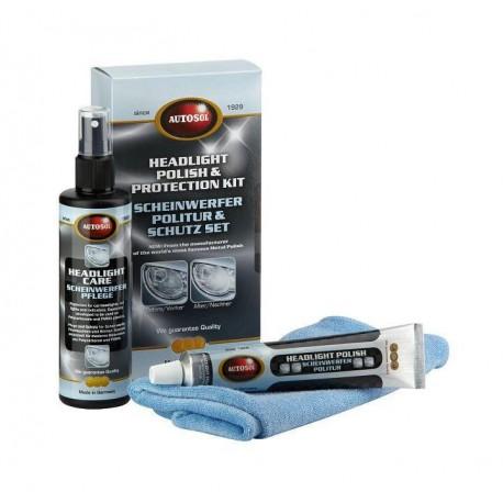 Autosol Headlight Kit