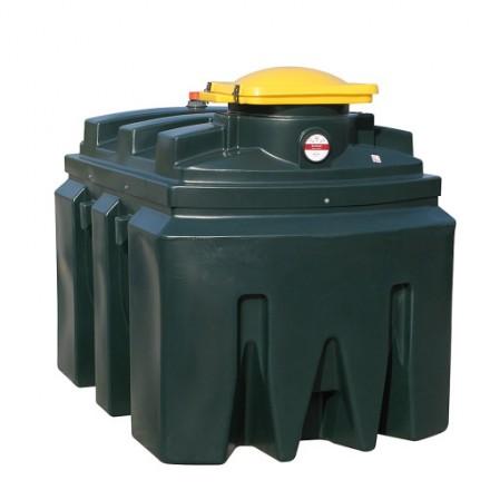 Dvoplaščni HDPE Rezervoar