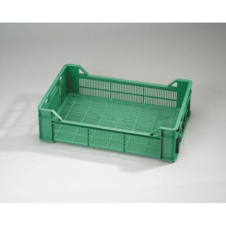 Plastični zaboj za sadje in zelenjavo tip 6762