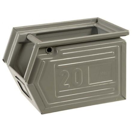 Ležeč zaboj za skladiščenje 400x600x400 mm