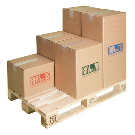Kartonski zaboj za nevarne odpadke