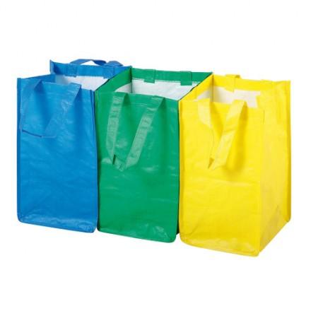 Komplet vreč za ločevanje odpadkov