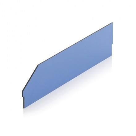 Podolgovata pregrada za skladiščni predal 400 mm