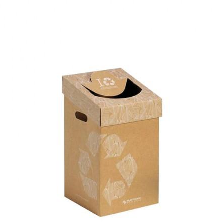 Kartonski koš za smeti 35L
