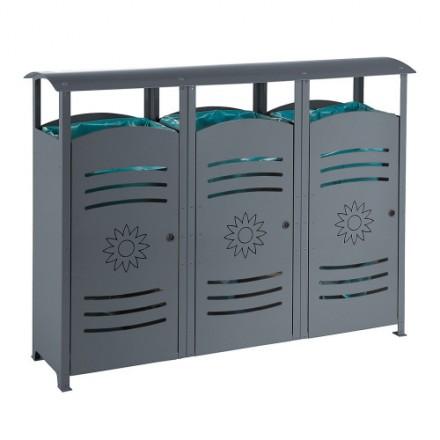 Zunaji sistem za ločevanje odpadkov 110L