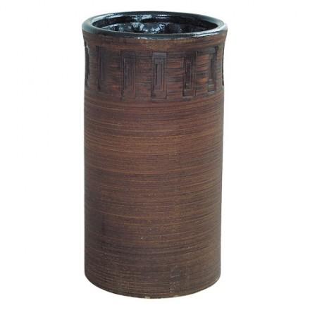 Zunanji keramični koš za odpadke 65L