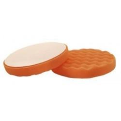 Polirna gobica Flexipads coolshine 80 mm oranžna