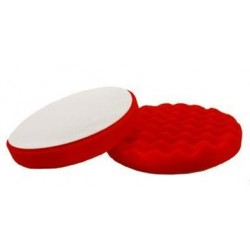 Polirna gobica flexipads coolshine 150 mm rdeča