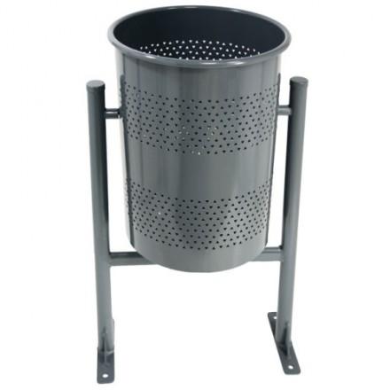 Vrtljiva košara za odpadke - Lakirana