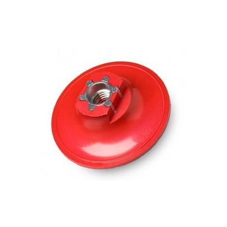 Nastavek Flexipads velcro za polirne gobice 75 mm