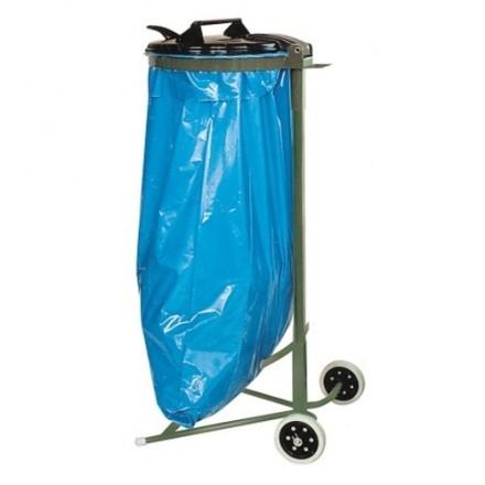"""Mobilno Stojalo za vreče z plastičnim pokrovom """"Mono"""""""