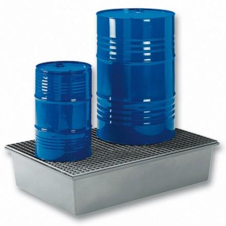 Lovilna posoda za 2 soda iz Steklenega laminata